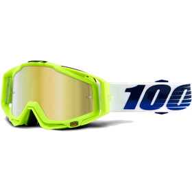 100% Racecraft Anti Fog Mirror Gafas, gp21